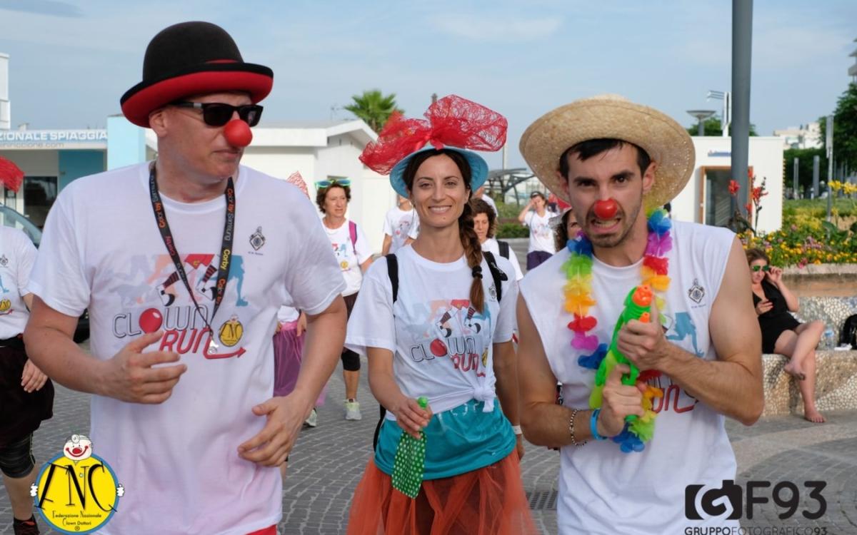 23 Giugno: Clown Run CORSA / PASSEGGIATA SOLIDALE