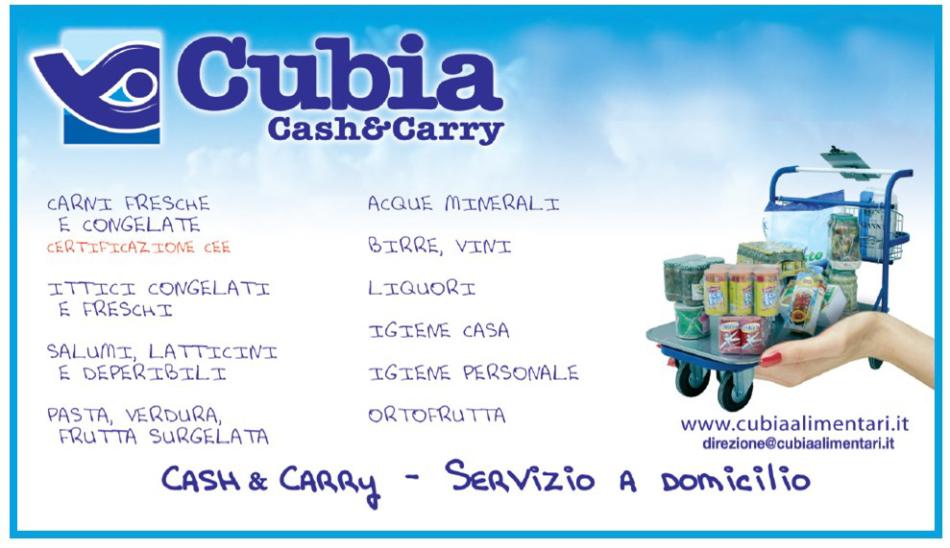 CUBIA cash&carry
