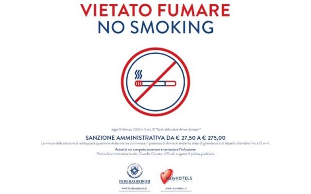 Protetto: Cartelli divieto di fumo