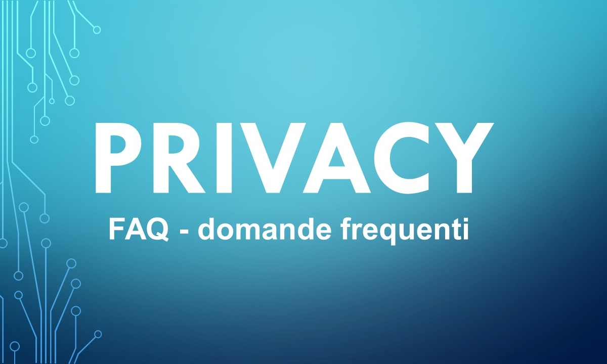 Protetto: PRIVACY – FAQ (domande e risposte)