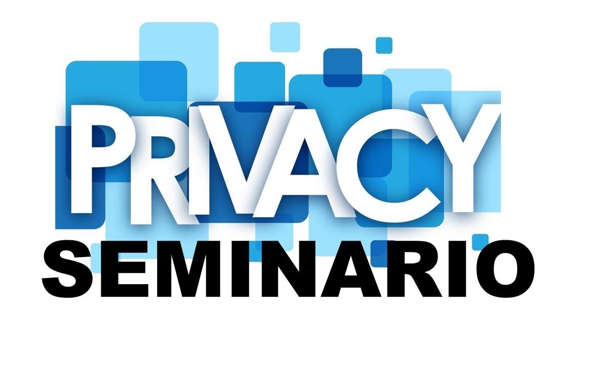 Seminario gratuito PRIVACY: ERRORI, DOMANDE E RISPOSTE
