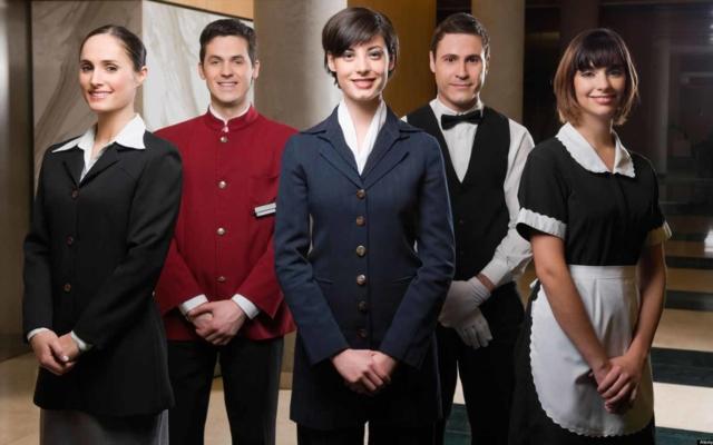 Corsi gratuiti: Receptionist, Cameriere, Aiuto Cuoco