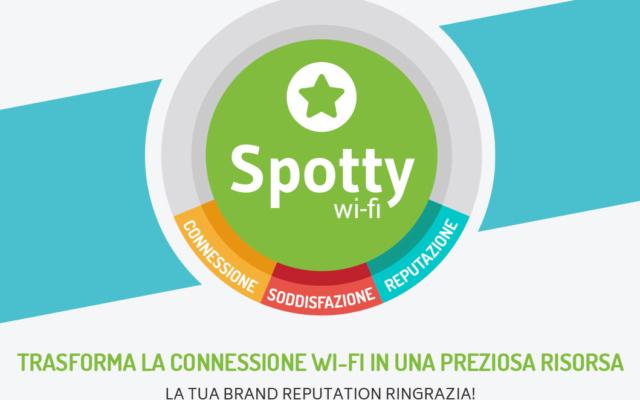 SPOTTY WI-FI (Soluzioni di marketing e reputazione)