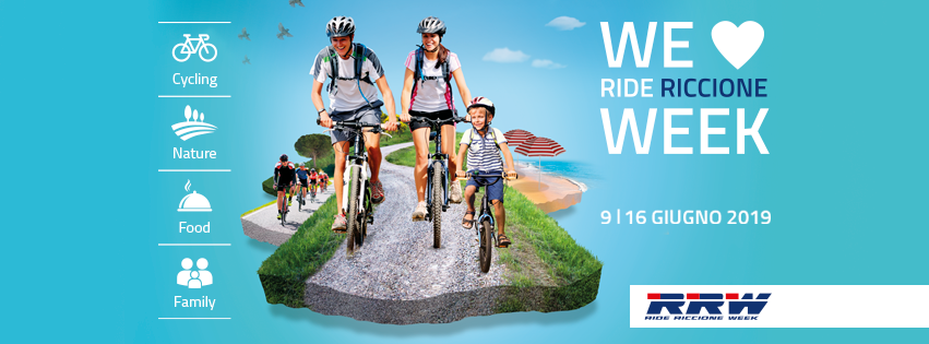 Ride Riccione Week, 9-16 giugno 2019