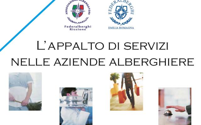 Protetto L'appalto di servizi nelle aziende alberghiere