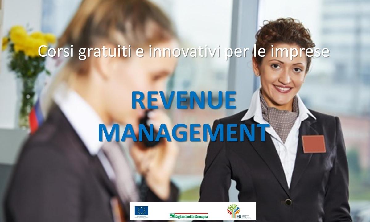 Corso Revenue Management (13 Febbraio)