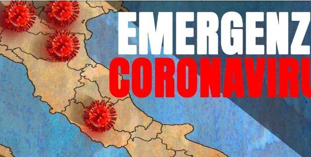 Protetto CORONAVIRUS: provvedimenti adottati in materia di contenimento e gestione dell'emergenza epidemiologica da COVID-2019