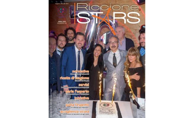RICCIONE STARS aprile 2020