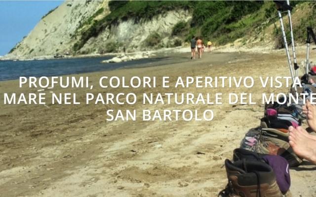 Alla ricerca del Buono e del Bello: PROFUMI, COLORI, BAGNO E APERITIVO NEL PARCO NATURALE DEL MONTE SAN BARTOLO (5 Giugno)