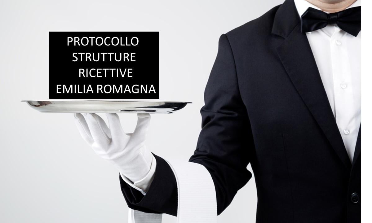 Protetto Covid 19: PROTOCOLLO STRUTTURE RICETTIVE ALBERGHIERE EMILIA ROMAGNA