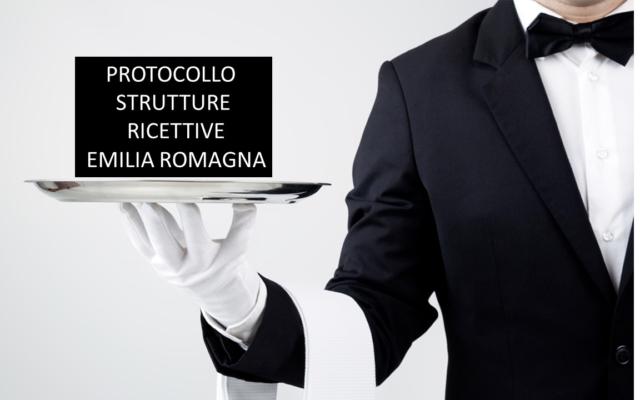 Protetto: Covid 19: PROTOCOLLO STRUTTURE RICETTIVE ALBERGHIERE EMILIA ROMAGNA