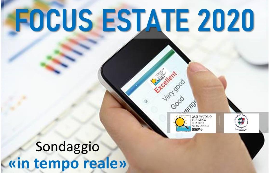 Focus Estate 2020: dal 15 LUGLIO a fine AGOSTO