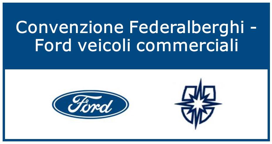 Protetto Convenzione Federalberghi – Ford