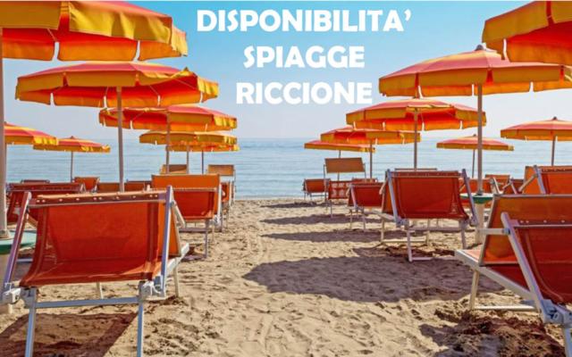 Protetto Disponibilità spiagge per turisti e Trenino gratuito hotel-spiaggia