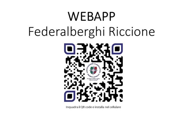 Federalberghi Riccione: UNA WEB-APP PER LA VACANZA FACILE