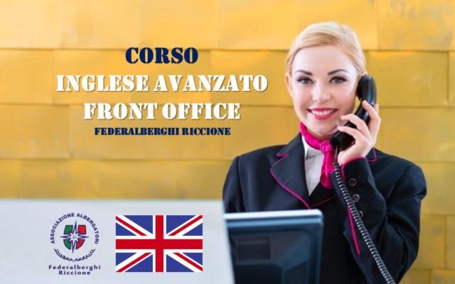 Corso DI LINGUA INGLESE AVANZATO PER IL FRONT OFFICE (livello B1)