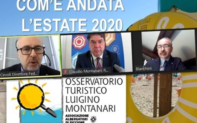 OSSERVATORIO TURISTICO ESTATE 2020: Video, dati e rassegna stampa.