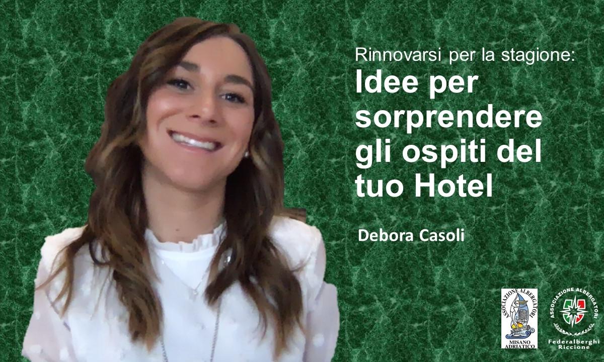 Rinnovarsi per la stagione: Idee per sorprendere gli ospiti del tuo Hotel
