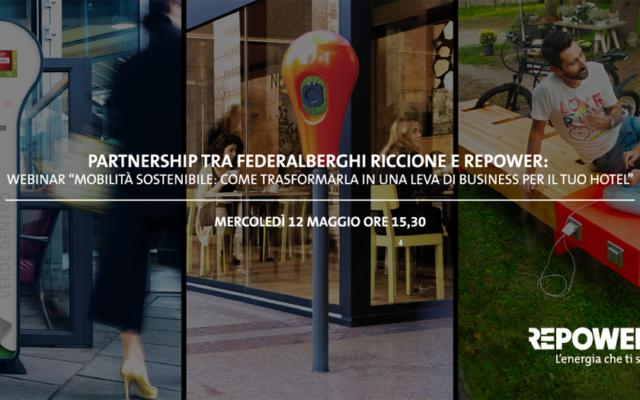 MOBILITÀ SOSTENIBILE: COME TRASFORMARLA IN UNA LEVA DI BUSINESS PER IL TUO HOTEL (Video del Webinar)