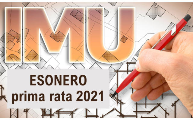Protetto IMU – esonero prima rata 2021 per le strutture ricettive e termali