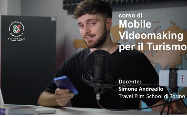 corso di Mobile Videomaking per il Turismo